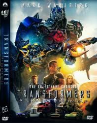 DVD TRANSFORMERS 4