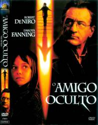 DVD O AMIGO OCULTO - ROBERT DE NIRO