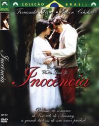 DVD INOCENCIA - FERNANDA TORRES