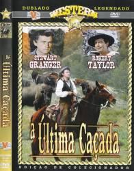 DVD A ULTIMA CAÇADA