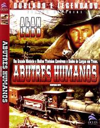 DVD ABUTRES HUMANOS - ALAN LADD