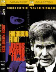 DVD JOGOS PATRIOTICOS - HARRISON FORD