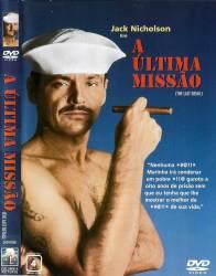 DVD A ULTIMA MISSAO - JACK NICHOLSON