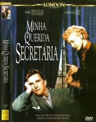 DVD MINHA QUERIDA SECRETARIA - KIRK DOUGLAS