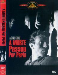 DVD A MORTE PASSOU POR PERTO - 1955