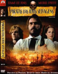 DVD PIRATAS DAS ILHAS SELVAGENS - 1983