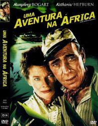 DVD UMA AVENTURA NA AFRICA - 1951