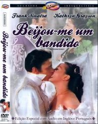 DVD BEIJOU-ME UM BANDIDO - FRANK SINATRA