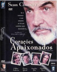 DVD CORAÇOES APAIXONADOS - SEAN CONNERY