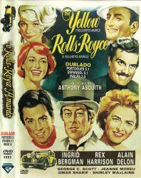 DVD ROLLS ROYCE AMARELO - 1964