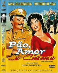DVD PAO AMOR E CIUME - 1954