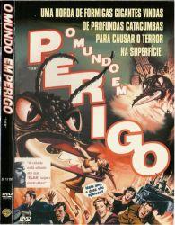 DVD O MUNDO EM PERIGO - 1954