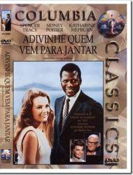DVD ADIVINHE QUEM VEM PARA JANTAR - 1968