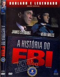 DVD A HISTORIA DO FBI - JAMES STEWART