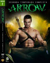 DVD ARROW - 2 TEMP - 5 DVDs