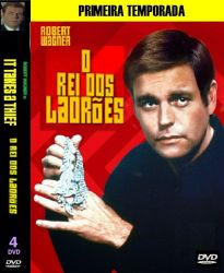 DVD O REI DOS LADROES - 1 TEMP 4 DVDs