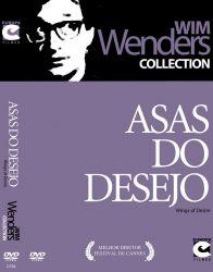 DVD ASAS DO DESEJO - 1987