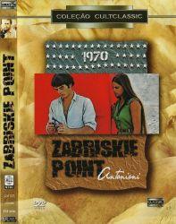 DVD ZABRISKIE POINT - 1970