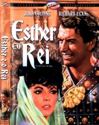 DVD ESTHER E O REI - 1960