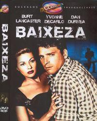 DVD BAIXEZA - BURT LANCASTER