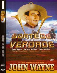 DVD SORTE DE VERDADE - JOHN WAYNE