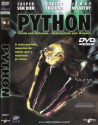 DVD PYTHON - 2000