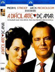 DVD A DIFICIL ARTE DE AMAR - MERYL STREEP