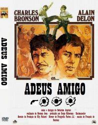 DVD ADEUS AMIGO - CHARLES BRONSON