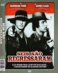 DVD SEIS NAO REGRESSARAM - HARRISON FORD