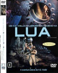 DVD OS PRIMEIROS HOMENS NA LUA - 1964 - DUB e LEG