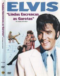 DVD ELVIS - LINDAS ENCRENCAS AS GAROTAS