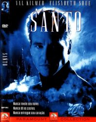 DVD SANTO - VAL KILMER