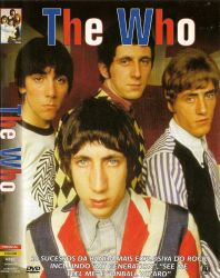 DVD THE WHO - 20 CANÇOES