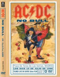 DVD ACDC - NO BULL