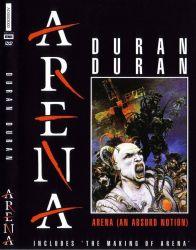 DVD DURAN DURAN - ARENA