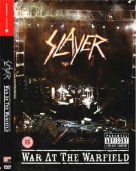 DVD SLAYER - WAR AT THE WARFIELD
