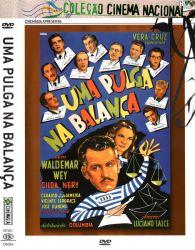 DVD UMA PULGA NA BALANÇA - 1953