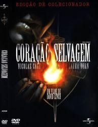 DVD CORAÇAO SELVAGEM - NICOLAS CAGE
