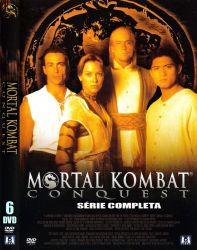 DVD MORTAL KOMBAT - SERIE TV - 6 DVDs