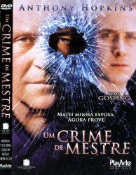 DVD UM CRIME DE MESTRE - ANTHONY HOPKINS