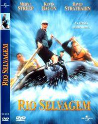 DVD RIO SELVAGEM - MERYL STREEP