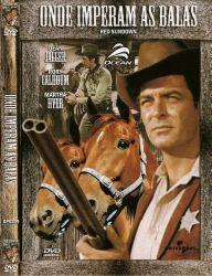 DVD ONDE IMPERAM AS BALAS - RORY CALHOUM