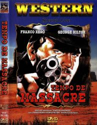DVD TEMPO DE MASSACRE - FRANCO NERO