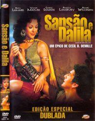 DVD SANSAO E DALILA - 1949