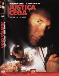 DVD JUSTIÇA CEGA - RICHARD GERE