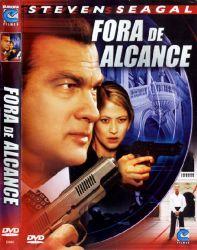 DVD FORA DE ALCANCE - STEVEN SEAGAL