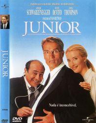 DVD JUNIOR - ARNOLD SCHWARZENEGGER