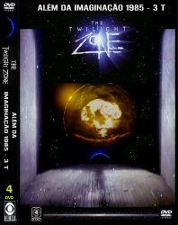 DVD ALEM DA IMAGINAÇAO 1985 - 3 TEM - 4 DVD