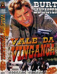 DVD VALE DA VINGANÇA - BURT LANCASTER