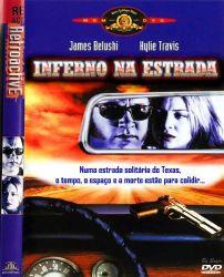 DVD INFERNO NA ESTRADA - JAMES BELUSHI